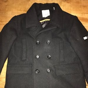 Boys Diesel Pea Coat